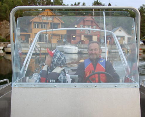 Alu Boot Kvernø