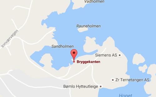 bryggekanten-karte
