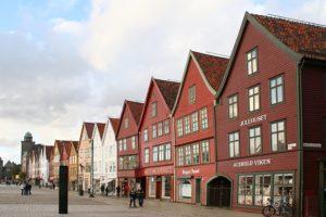 Bryggen Bergen, Photo Nina Aldin Thune