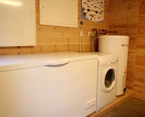 Gefriertruhe & Waschmaschine