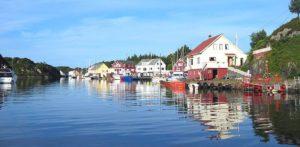 Insel Espevær