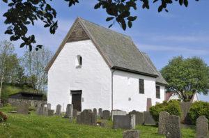 Moster Kirche, Photo Kvikanes