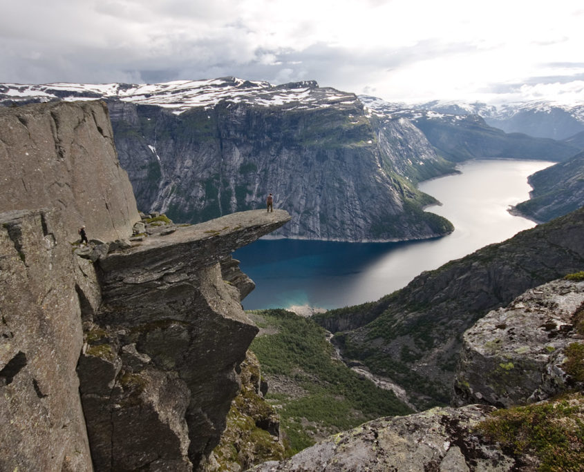 Trolltunga, Photo TerjeN