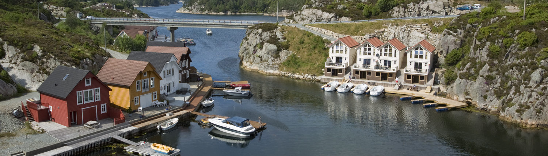 Westside Lodges, Aktuelles von Fjordtun