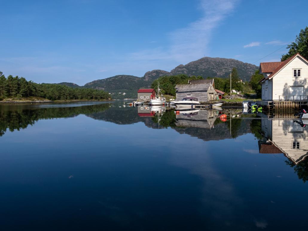 Im Røksundkanalen