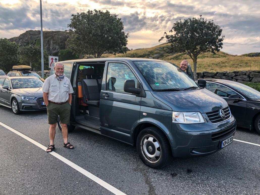 Unser zuverlässiges Reisemobil